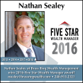 2016 Five Star Wealth Manager Winner